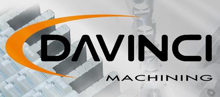 Davinci Machining Logo