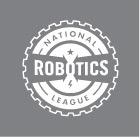The National Robotics League Logo